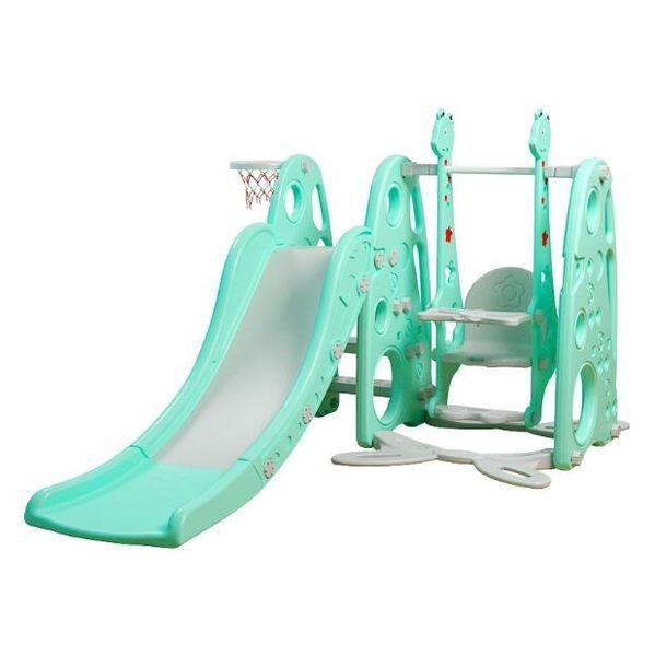 溜滑梯兒童室內滑梯家用多功能滑滑梯寶寶組合滑梯秋千塑料玩具加厚XW  快速出貨