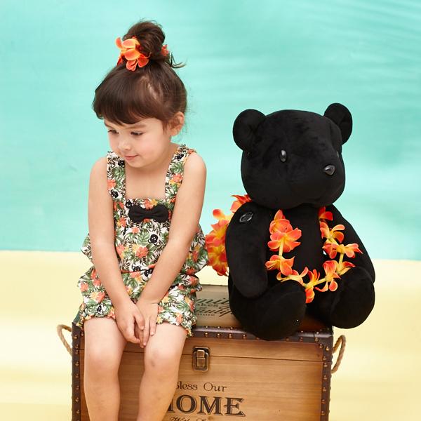 【金安德森】KA夏威夷熊印花背心褲(共二色)