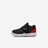 NIKE KYRIE 5 TD [AQ2459-600] 小童鞋 籃球 運動 緩震 包覆 透氣 舒適 明星 黑紅