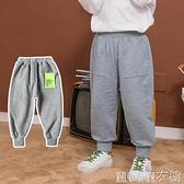 男童褲子 男童褲子款小男孩長褲春外穿薄款時尚兒童休閒褲寶寶運動褲潮 快速出貨