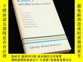 二手書博民逛書店Liar:罕見And Other Modern StoriesY