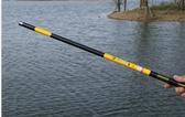 龍紋鯉短節魚竿手竿碳素溪流竿超輕超硬5.4 6.3 7.2米釣魚竿