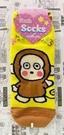 【震撼精品百貨】OSARUNOMONKICHI_淘氣猴~短襪-香蕉#55470