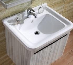 『長梭衛浴』KQ-S804 不鏽鋼浴室櫃/61*47*54cm/不含龍頭(退回需自付來回運費)