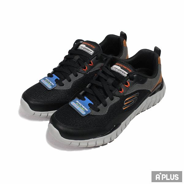 SKECHERS 男 慢跑鞋 OVERHAUL-232046BKCC