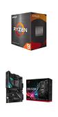 【自組DIY兩件組R59】AMD R9 5900X+華碩 ROG STRIX X570-F GAMING