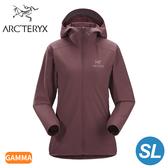 【ARC TERYX 始祖鳥 女 Gamma SL軟殼外套《陶土褐》】25135/薄外套/夾克/防風外套