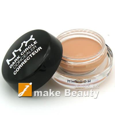 NYX 黑眼圈救星遮瑕膏(2.9g)【百貨專櫃品】《jmake Beauty 就愛水》