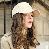 帽子女夏天棒球帽戶外香檳金 東京衣櫃
