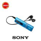 Sony 索尼  NWZ-B183F 時尚數位隨身聽 公司貨