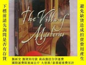 二手書博民逛書店The罕見Villa of Mysteries 神祕別墅Y857