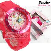 SANRIO三麗鷗 Little Twin Stars雙星仙子 雙子星 日本機芯 童趣卡通手錶 兒童錶 桃紅 S7-1024T