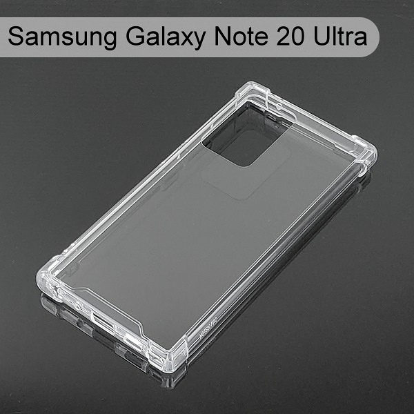【Dapad】空壓雙料透明防摔殼 Samsung Galaxy Note 20 Ultra (6.9吋) 四角強化