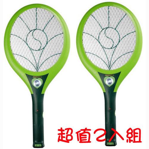 【日象】特展神威捕蚊拍充電式(2入) ZOM-3900
