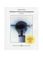 二手書博民逛書店《Ise Employee Training & Develop