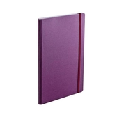 EcoQua taccuino 空白筆記本/A5(80張14.8cmx21cm)紫色【FABRIANO】