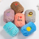 寶寶袖套嬰幼兒可愛袖套秋冬季短款男女孩兒童【3C玩家】