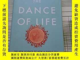 二手書博民逛書店The罕見Dance of Life: The New Science of How a Single Cell