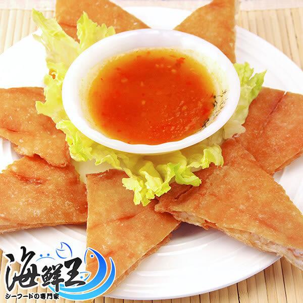 泰式黃金月亮蝦餅 *1片組( 200g±10%/片 )-附泰式酸甜醬