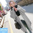 【V1275】shiny藍格子-暖冬呈現...