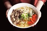 極品清燉牛肉麵(麵200g、牛肉100g)