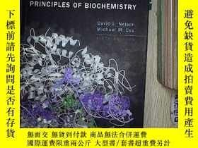 二手書博民逛書店LEHNINGER罕見PRINCIPLES OF BIOCHEMISTRY FIFTH EDITION 萊寧格生物