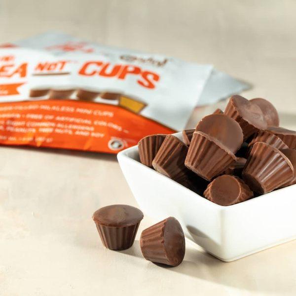 "No Whey 迷你巧克力杯 40g/包 ★愛家嚴選純素 VEGAN Chocolate Mini一口吃 Pea ""Not"" Cups"