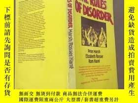二手書博民逛書店The罕見Rules of Disorder(英文原版)Y252