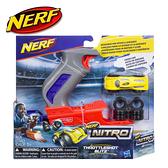 NERF-Nitro極限射速賽車基本發射組-灰