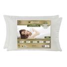 第2代 AllerEase有機棉防敏支撐型枕頭二入 50 X 71公分