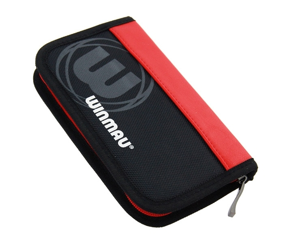 【WINMAU】SUPER DART CASE 2 Red 鏢盒/鏢袋 DARTS