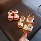 618好康鉅惠涼鞋公主鞋露趾軟底羅馬涼鞋寶寶鞋1-3-5歲