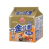 韓國不倒翁 金拉麵(原味) 5入裝【小三美日】
