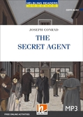 The Secret Agent(25K彩圖經典文學改寫)