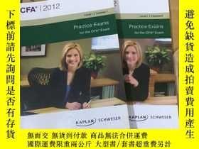 二手書博民逛書店Practice罕見Exams. Level l Volume1-2册.2册.2012Y252403 KAPL