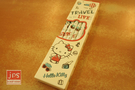 Hello Kitty 凱蒂貓 三角木頭鉛筆 Travel 內含12入 823579