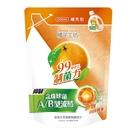 橘子工坊-制菌配方 濃縮洗衣精補充包(1500ml/包)