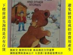 二手書博民逛書店The罕見Little Brown Bear and Other