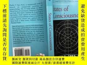 二手書博民逛書店States罕見of Consciousness意識狀態,心理學