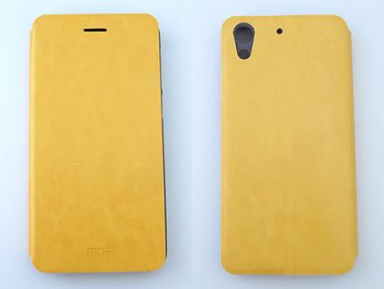 莫凡MOFi HTC Desire 728 dual sim 側翻式手機套 新睿系列  3色可加購保貼更超值