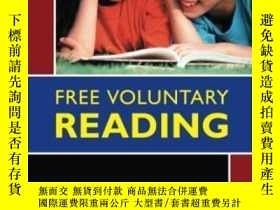 二手書博民逛書店Free罕見Voluntary ReadingY255562 Stephen D. Krashen Libra