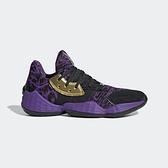 Adidas Harden Vol. 4 [EH2456] 男鞋 籃球 大鬍子 哈登四代 星際大戰 聯名 情侶 紫黑