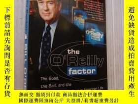 二手書博民逛書店the罕見O Reilly factor:The good,th