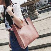 托特包 包包女2018新款韓版時尚潮簡約百搭托特包大容量手提包單肩包大包