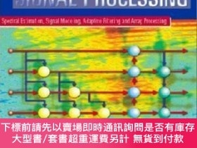 二手書博民逛書店Statistical罕見And Adaptive Signal Processing: Spectral Est
