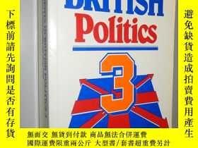二手書博民逛書店Developments罕見in British Politic