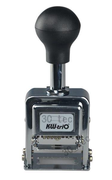 [自動號碼機] KW 20500 五位數號碼機 號碼章 號碼印章 自動跳號號碼印