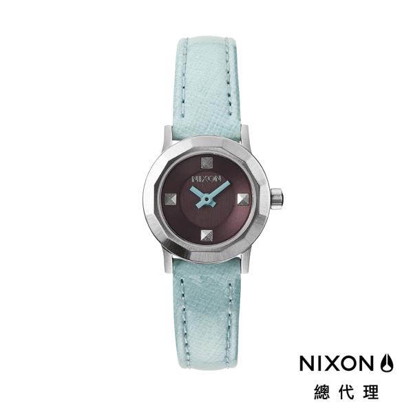 【官方旗艦店】NIXON MINI B 極致迷你錶 湖水藍 潮人裝備 潮人態度 禮物首選