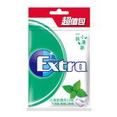 益齒達無糖口香糖-小清新薄荷62g【愛買】
