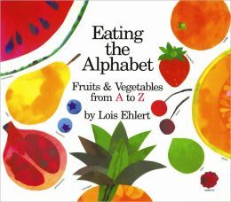 【麥克書店】EATING THE ALPHABET: FRUITS & VEGETABLES FROM A TO Z /單CD